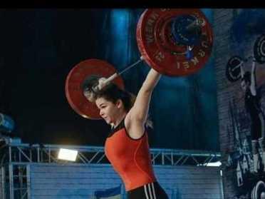 Рівнянка Аліна Кіричук – третя на Кубку Світу з важкої атлетики