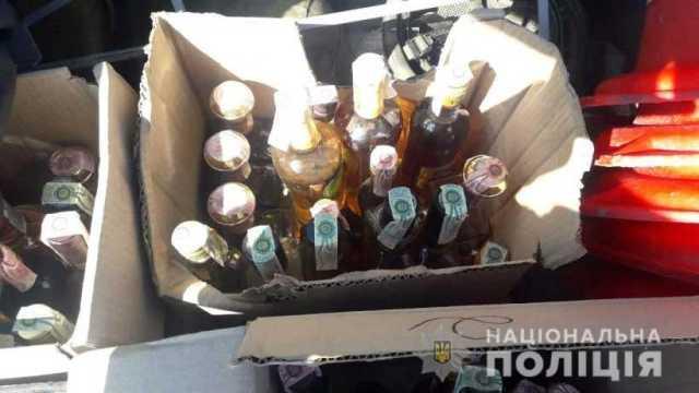 Підприємця з Рівненщини притягнуть до відповідальності за збут алкоголю-фальсифікату