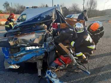"""Біля """"Айвенго"""" зіштовхнулися три автівки"""
