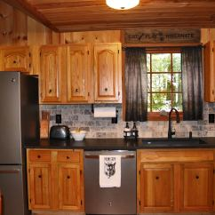Remodel A Kitchen Two Tone Table Remodeling Specktacular Home Cabin