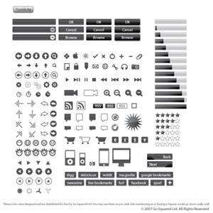 Vector Web Design Resources