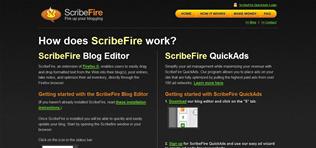 Wordpress Firefox Extensions