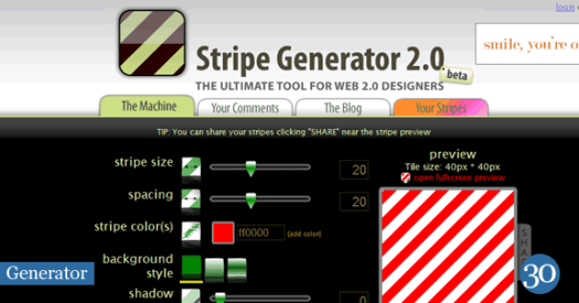 Background Generator