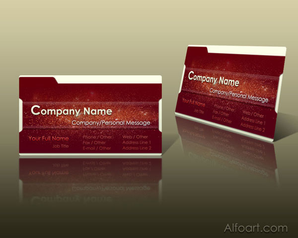 Business Card Photoshop Tutorials and Resources