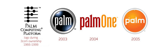 Evolution and History of 40 Corporate Logos
