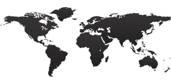 Vector world maps eps and g formats prosoxi free vector world map eps format gumiabroncs Gallery