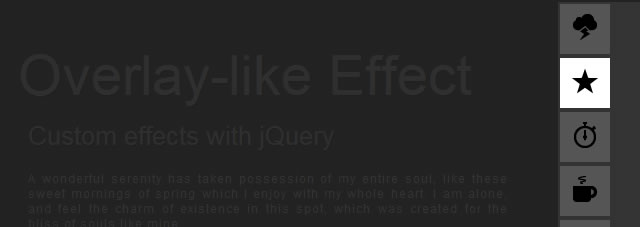 Overlay-like Effect