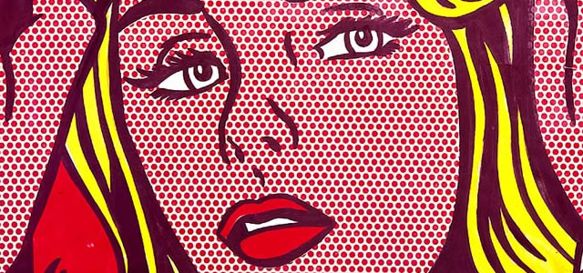 Viki (1964) - Roy Lichtenstein