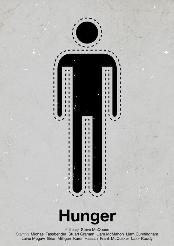 40 Creative Pictogram Recreations of Popular Movie Posters