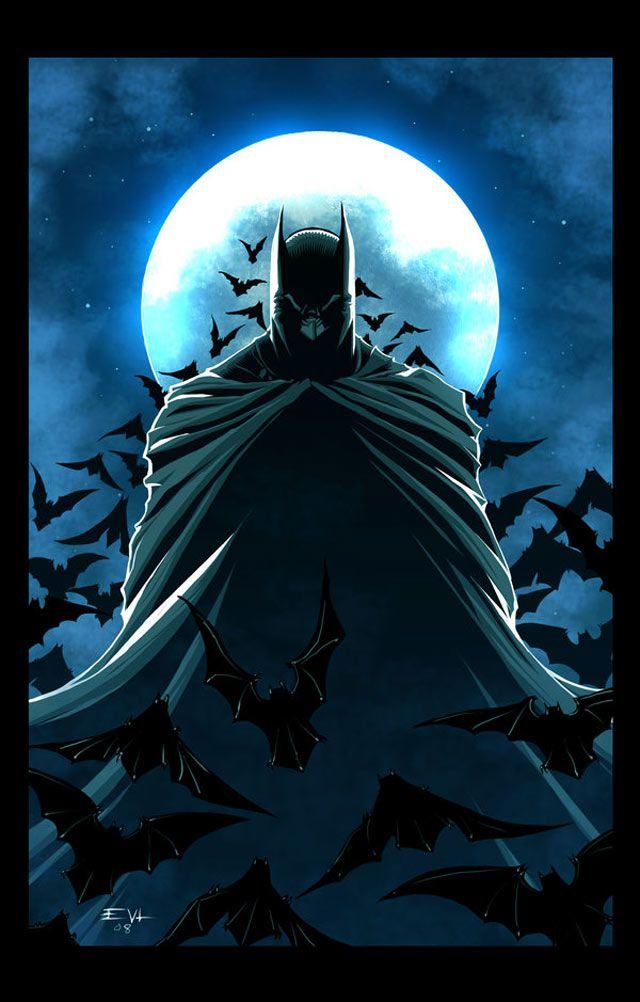 A Gallery of Batman Artwork