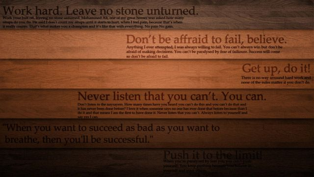 Motivational Life Quotes Wallpapers 30 Motivational Desktop Wallpapers For The Uninspired
