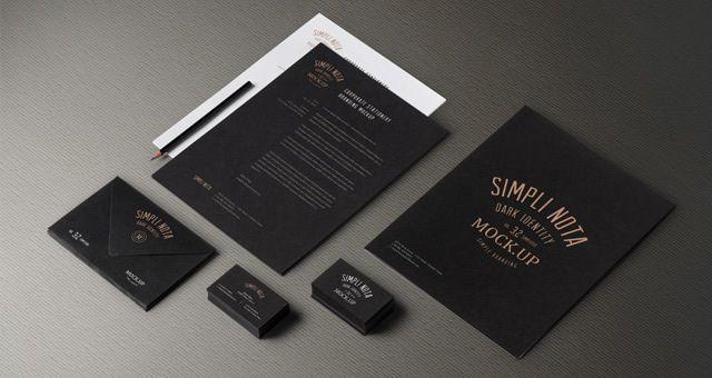 20 Free High Resolution Corporate Identity Amp Branding