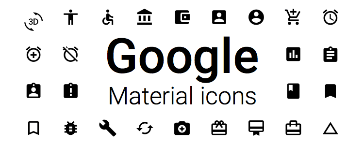 30 Free Material Design UI Kits, Templates & Icon Sets