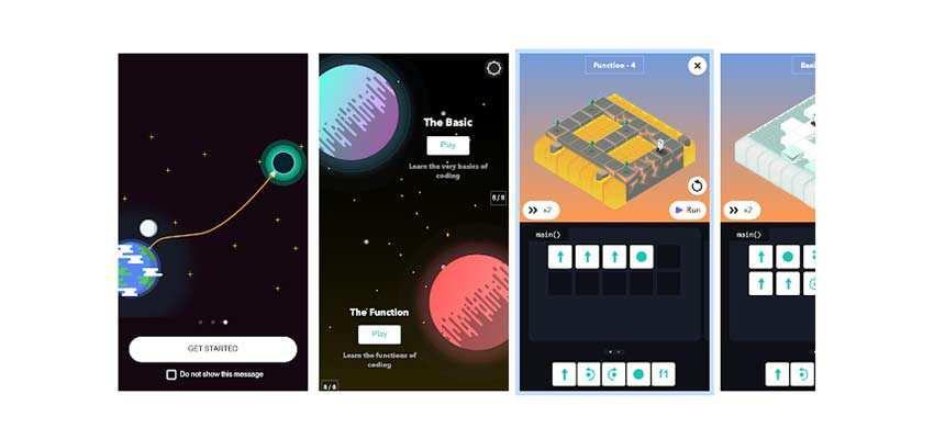 Coding Planets