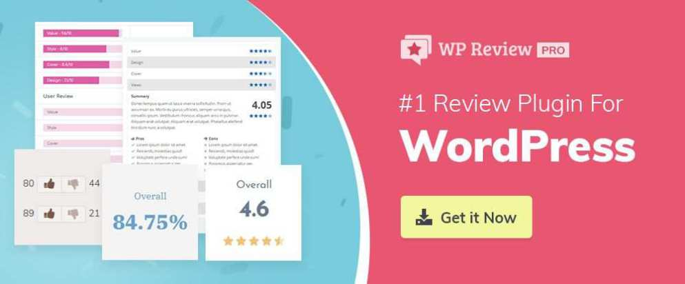 wordpress resources tools WP Review Pro