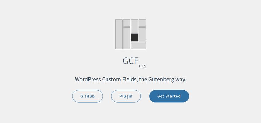 Gutenberg Custom Fields