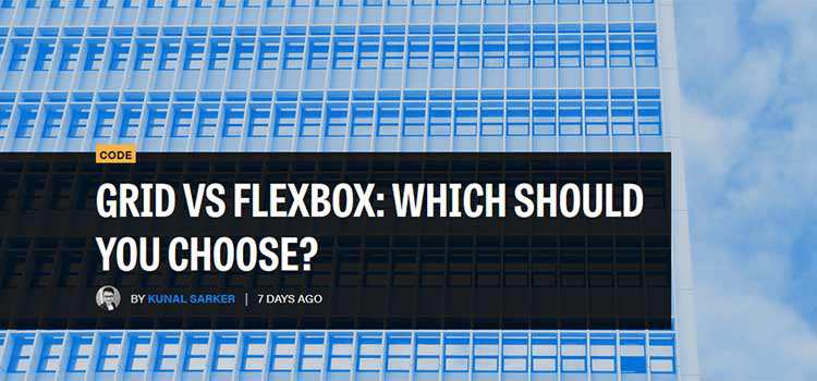 Grid Vs Flexbox: Which Should You Choose?
