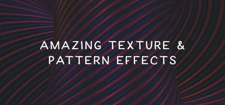 Amazing Texture & Pattern Effects with CSS & JavaScript