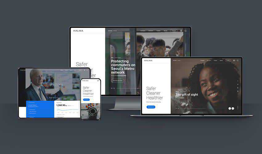 10 free responsive website