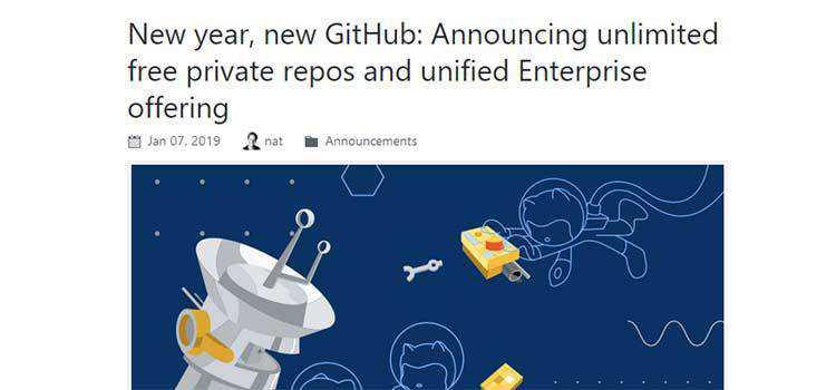 New year, new GitHub