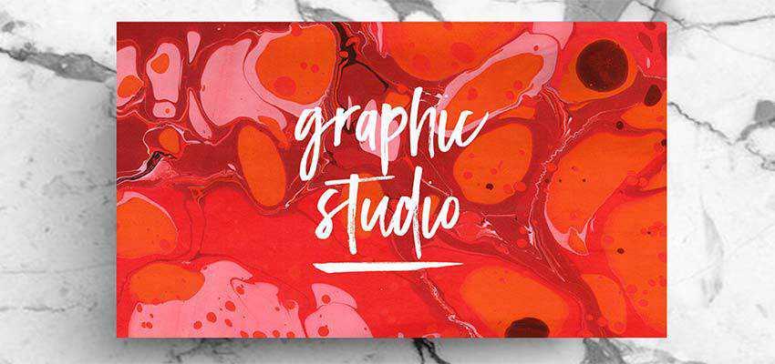 Personal Business Card Design by Belén Ferreño