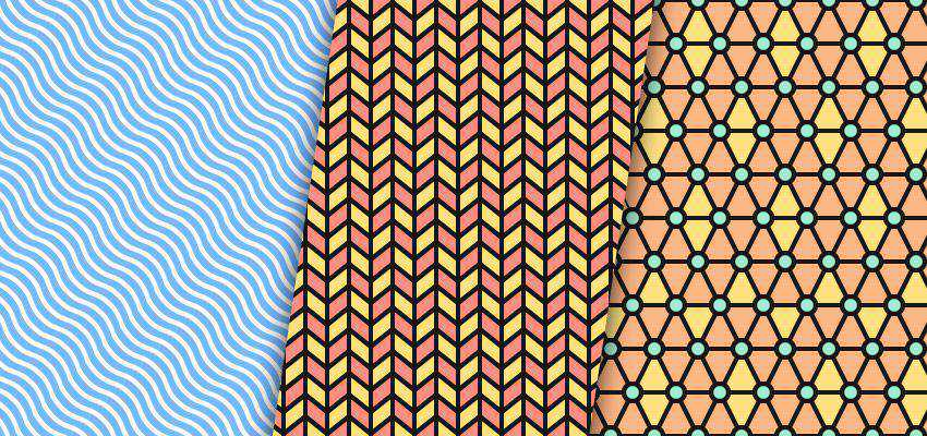 How to Create Line Patterns in Illustrator adobe illustrator tutorial