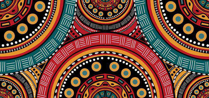 How to Create a Tribal African Patterns adobe illustrator tutorial