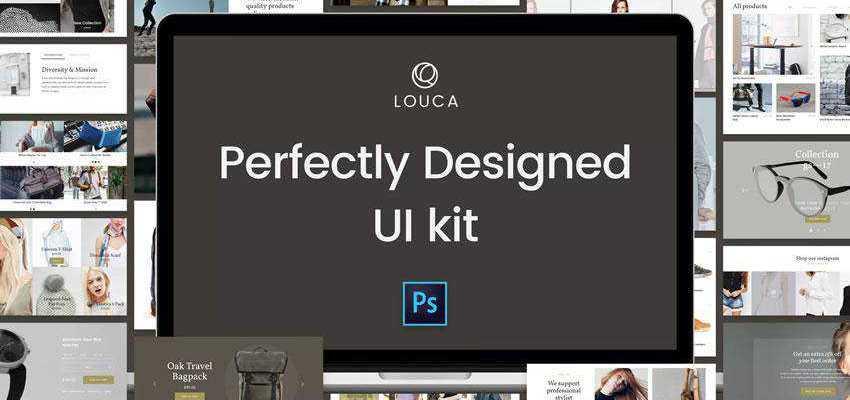 Louca UI Kit Plugin Extension