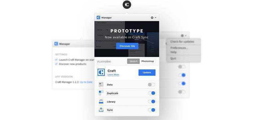 Craft Photoshop Plugin Plugin Extension