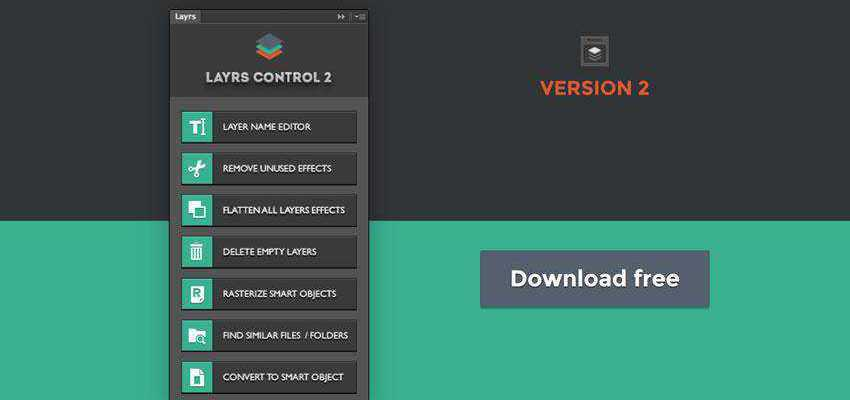 Layrs Control 2 Plugin Extension