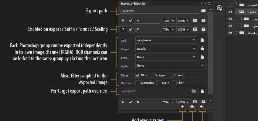 Expresso Plugin Extension