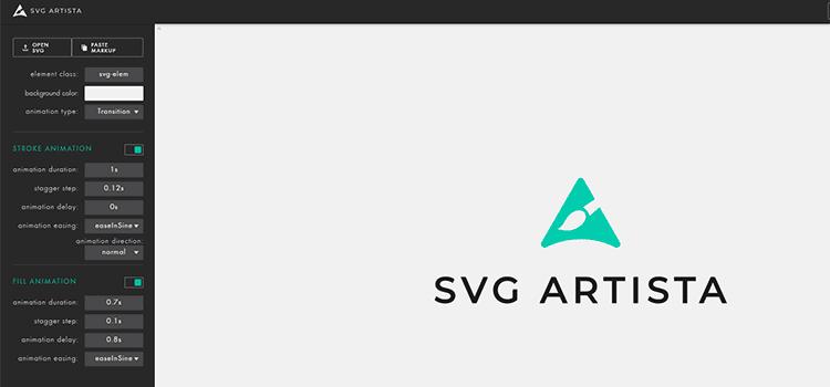 SVG Artista