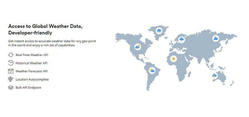 weatherstack global weather data information.