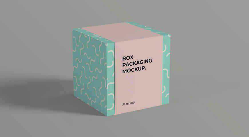 Download 25 Cardboard Box Packaging Mockup PSD Templates