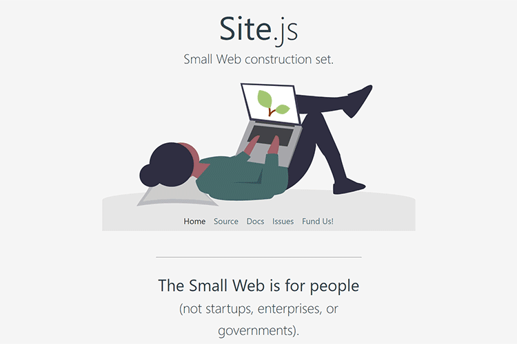 Example from Site.js
