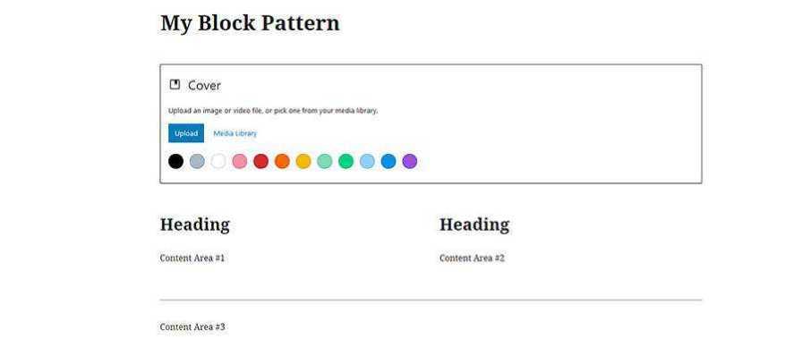 A series of WordPress Gutenberg blocks.