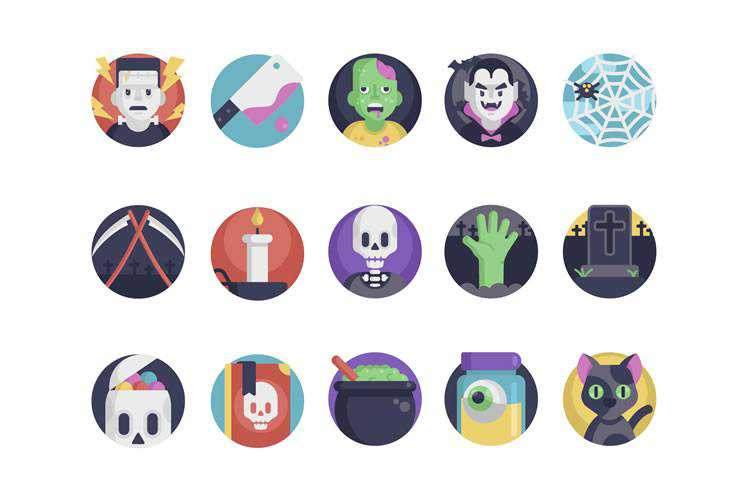 Example from Free Halloween Icon Pack
