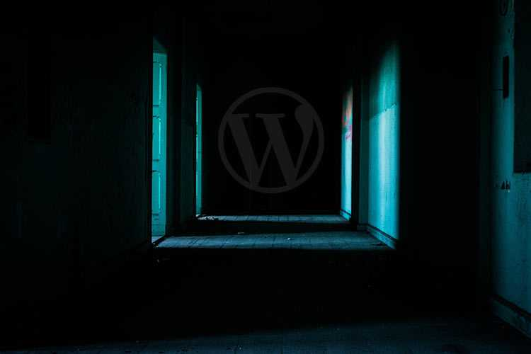 Example from 5 Common WordPress Myths Debunked