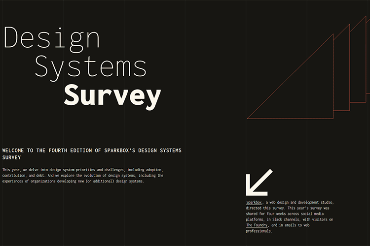 Example from: 2021 Design Systems Survey