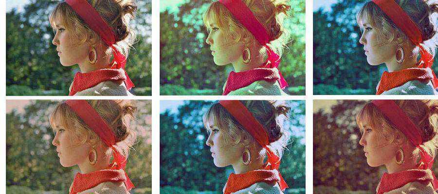 Vintage Colors free photoshop action atn