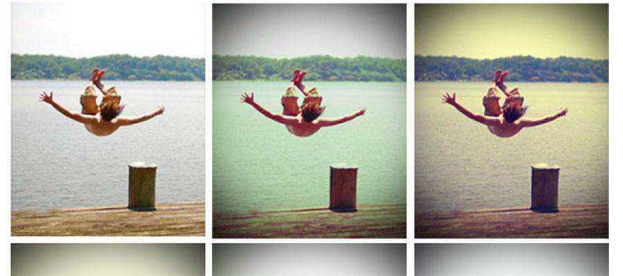 Vintage Effect II free photoshop action atn