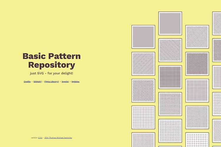 Example from Basic Pattern Repository
