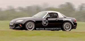 2020 Spec MX-5 Race Car