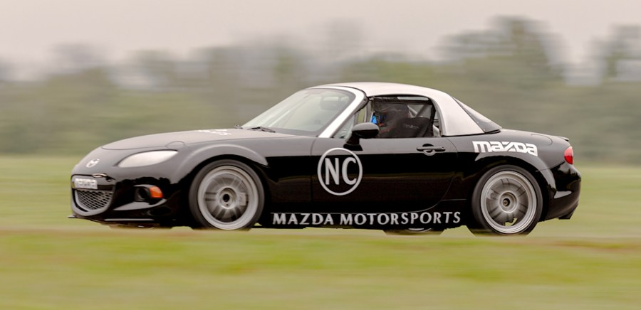 2020 Spec MX-5 Race Car