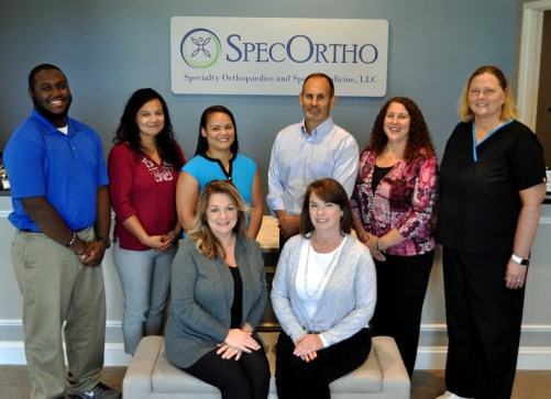 our staff at SpecOrtho