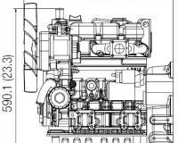 Kubota Motoren: technische Daten, Datenblätter