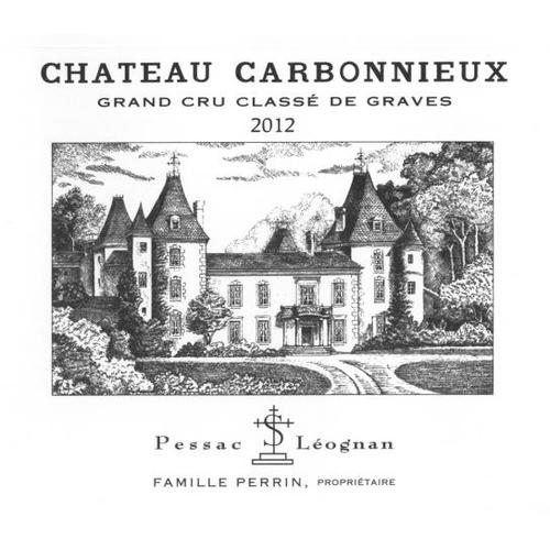 Chateau Carbonnieux Rouge Pessac Leognan