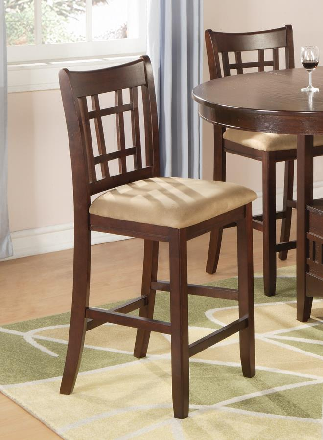 Counter Height Chairs With Arms Lavon Transitional Counter Height Stool