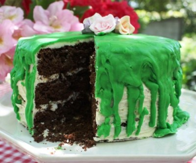 MacArthur Park Cake - In Honor of Donna Summer
