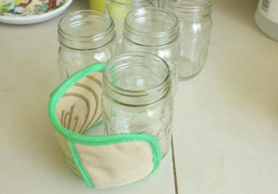 canning jar pot holder